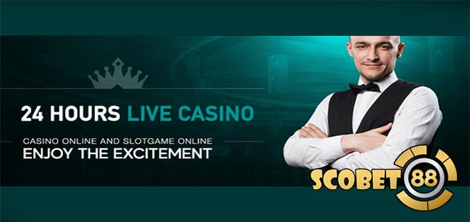 Scobet88 Casino